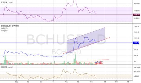 BCHUSD: long signal