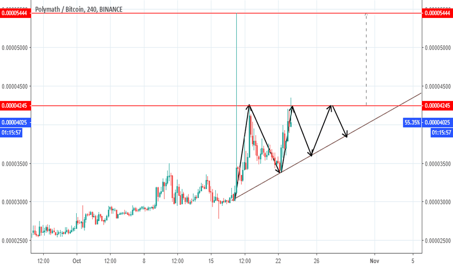 POLYBTC: poly may be follow this chart.....