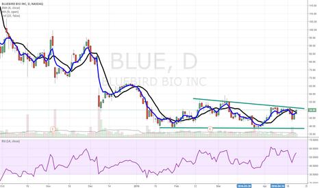 BLUE: Buy BLUE
