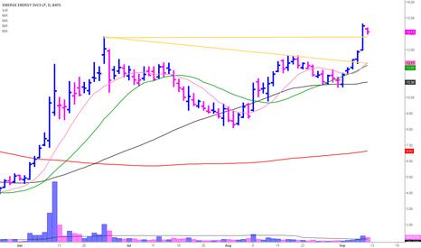 EMES: Holding up tight despite market turmoil.