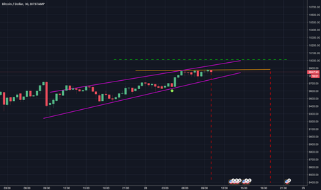 BTCUSD: BTC current max $10010
