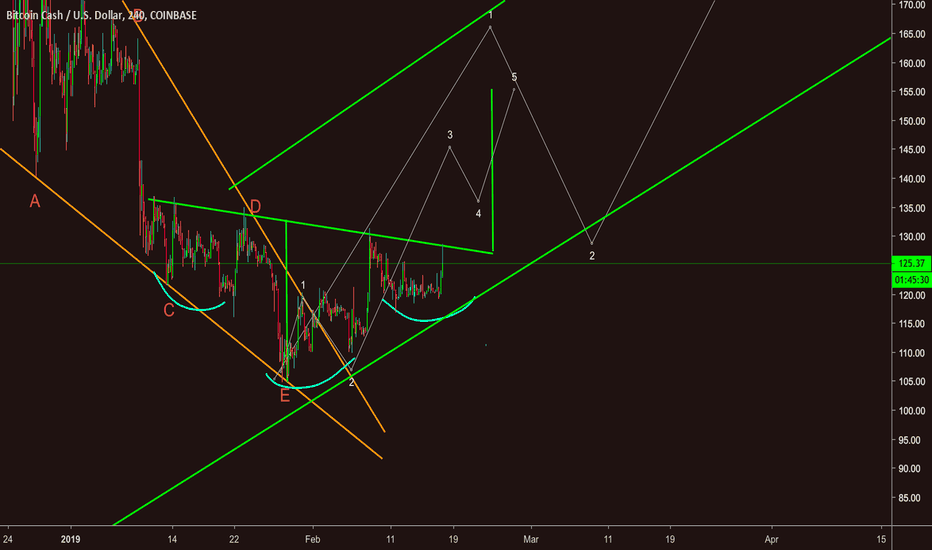 BCHUSD: BCH/USD MOONSOON H&S
