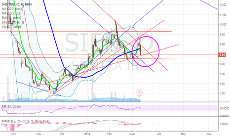 SIEN: Will buyers hold this level on SIEN? Probably