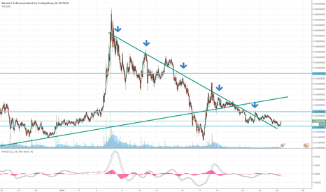 XMYUSD: Strong Bounce off of USD Support Line