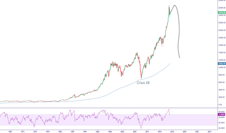 DJI: Major crisis in the next two years