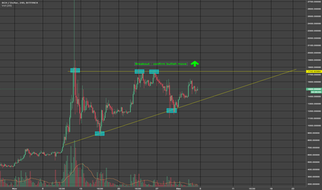BCHUSD: BCHUSD - Shaping up... but not yet there