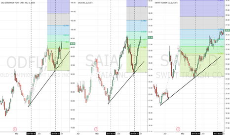 SWFT: Buy stocks in rising industries.