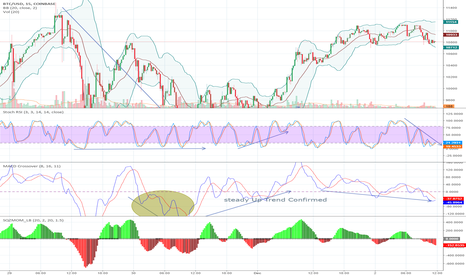 BTCUSD: Another Possible Down Trend