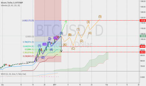 BTCUSD: Choose your Move Bitcoin!
