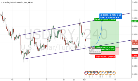 USDTRY: usdtry simple and bounce