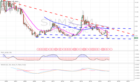 SNMX: I believe SNMX is a Buy for the Month