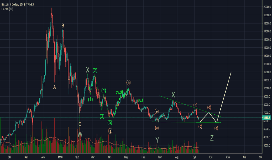 BTCUSD: BTC/USD ELLIOT SAYIMI