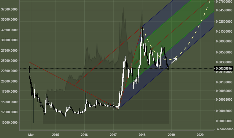 DOGEUSD: $DOGE taking over (weekly chart)