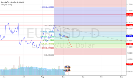 EURUSD: EUR/USD INTRADAY : UNDER PRESSURE