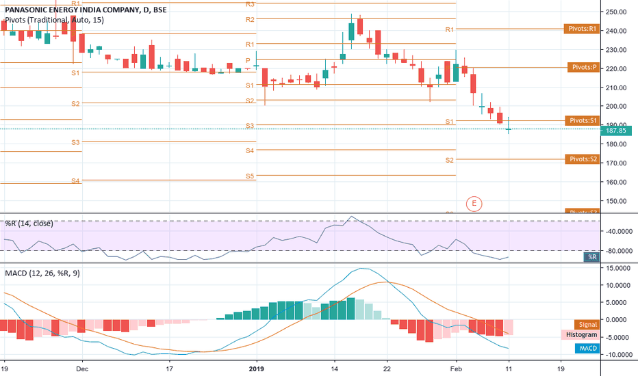 PANAENERG: Strong Support at 170