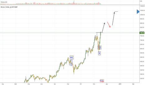 BTCUSD: BTC USD  (Where are you dollar?)