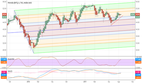 USOIL: US oil in stand by
