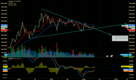 BCHUSD: BCH back from a little bearish movement? We'll see