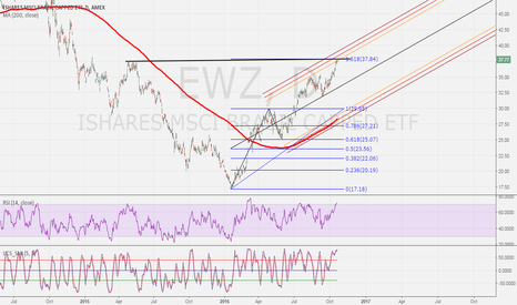 EWZ: An inverse trip to Brazil