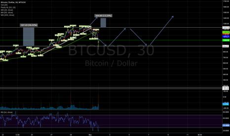 BTCUSD: Bitcoin - A True Runaway Story