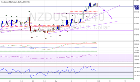 NZDUSD: NZDUSD Had a nice run, time for a pullback