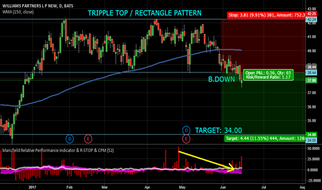 WPZ: WPZ TRIPPLE TOP / RECTANGLE PATTERN