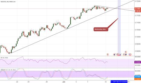NZDUSD: NZD/USD Wednesday Data