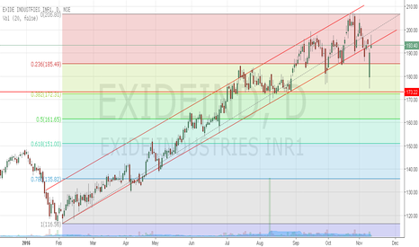 EXIDEIND: Exide Industries is on the edge