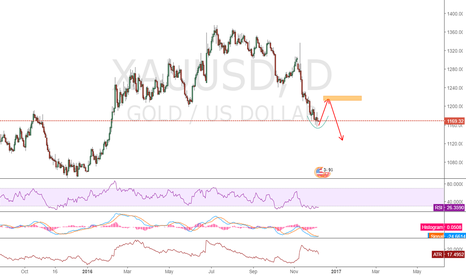 XAUUSD: Gold Long and Short