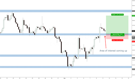 USOIL: Long at support