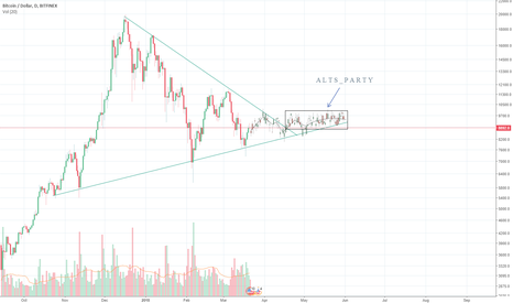 BTCUSD: ALT SEASON OR BTC BULL RUN?