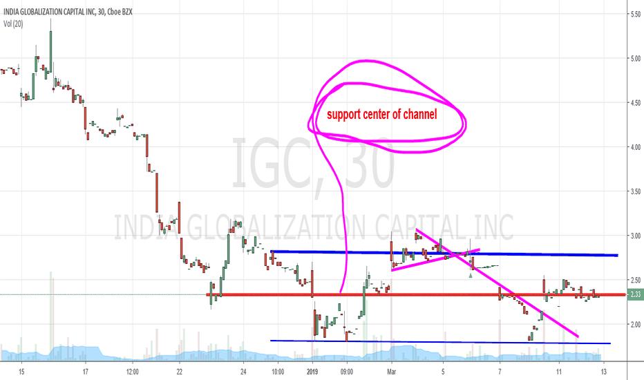 IGC Stock Price and Chart — AMEX:IGC — TradingView