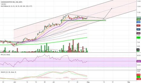 CCXI: Consolidation Pattern
