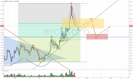 BTCUSD: Where is the support