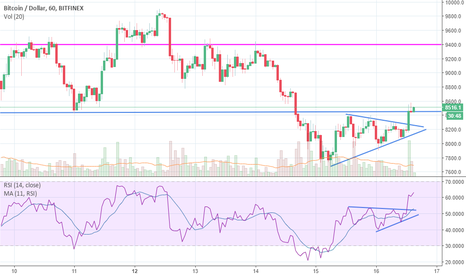 BTCUSD: Bitcoin (BTC) Update - Bear Trap?