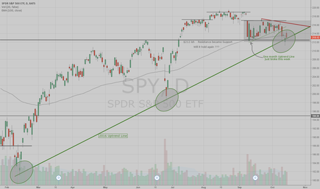 SPY: SPY - There is something here for everyone...