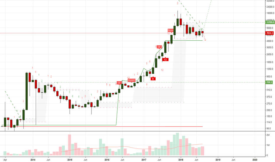 BTCUSD: BTC/USD - somebody runs a missile at the launch site?