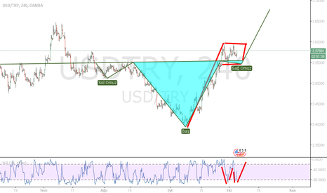 USDTRY: DOLAR ANALİZ USD TRY