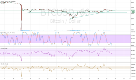 BTCUSD: We're going up!
