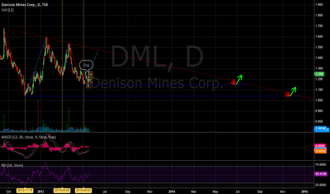 DML: Denison mining for a wedge