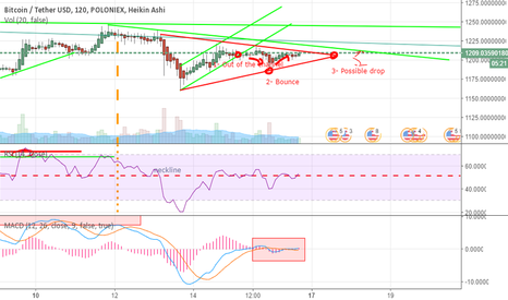 BTCUSDT: Time for BTC to decide if it's a bear or a bull