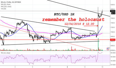 BTCUSD: BTC/USD REMEMBER THE HOLOCAUST