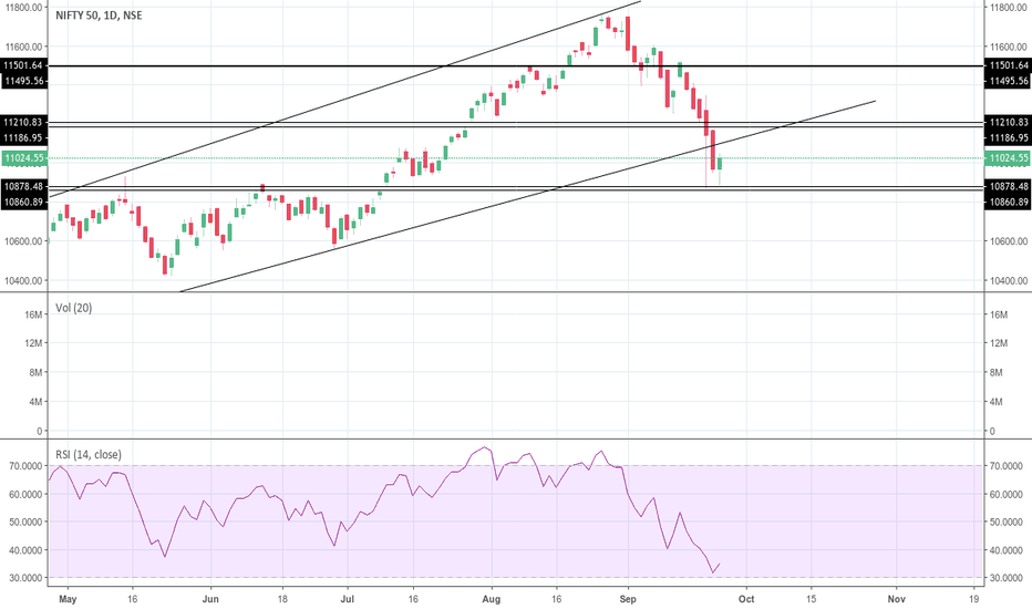 NIFTY: Found Support