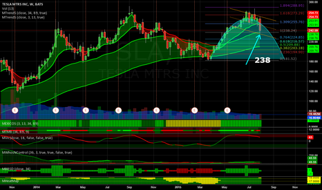 TSLA: 238 is a critical Support area