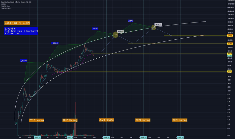 BLX: Bitcoin Cycles - The Current Cycle of BTC