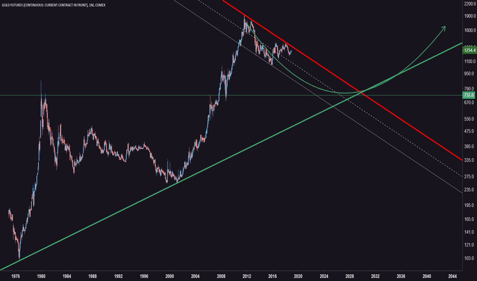 GC1!: Gold 2019, Year of the Big Short