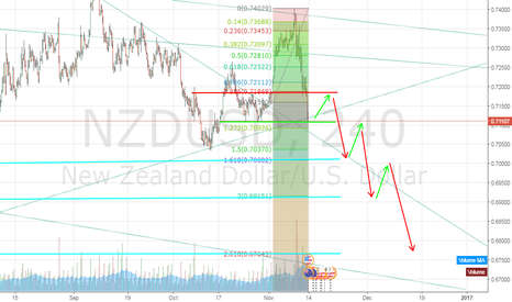 NZDUSD: KIWI might be a big short for 2017