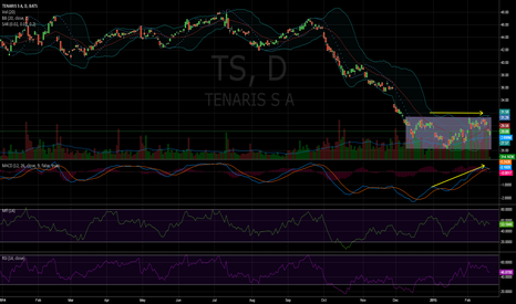 TS: TS ADR - Defining lateral / bullish channel