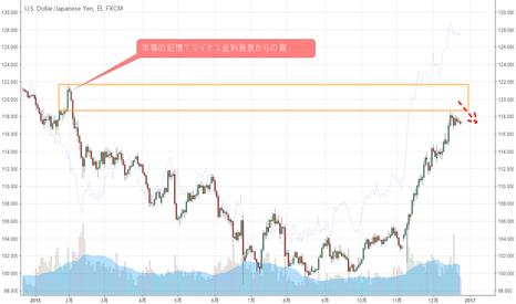 USDJPY: 市場の記憶・・・ドル円