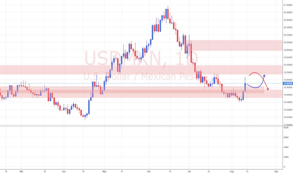 USDMXN: View on USD/MXN (11/8/18)